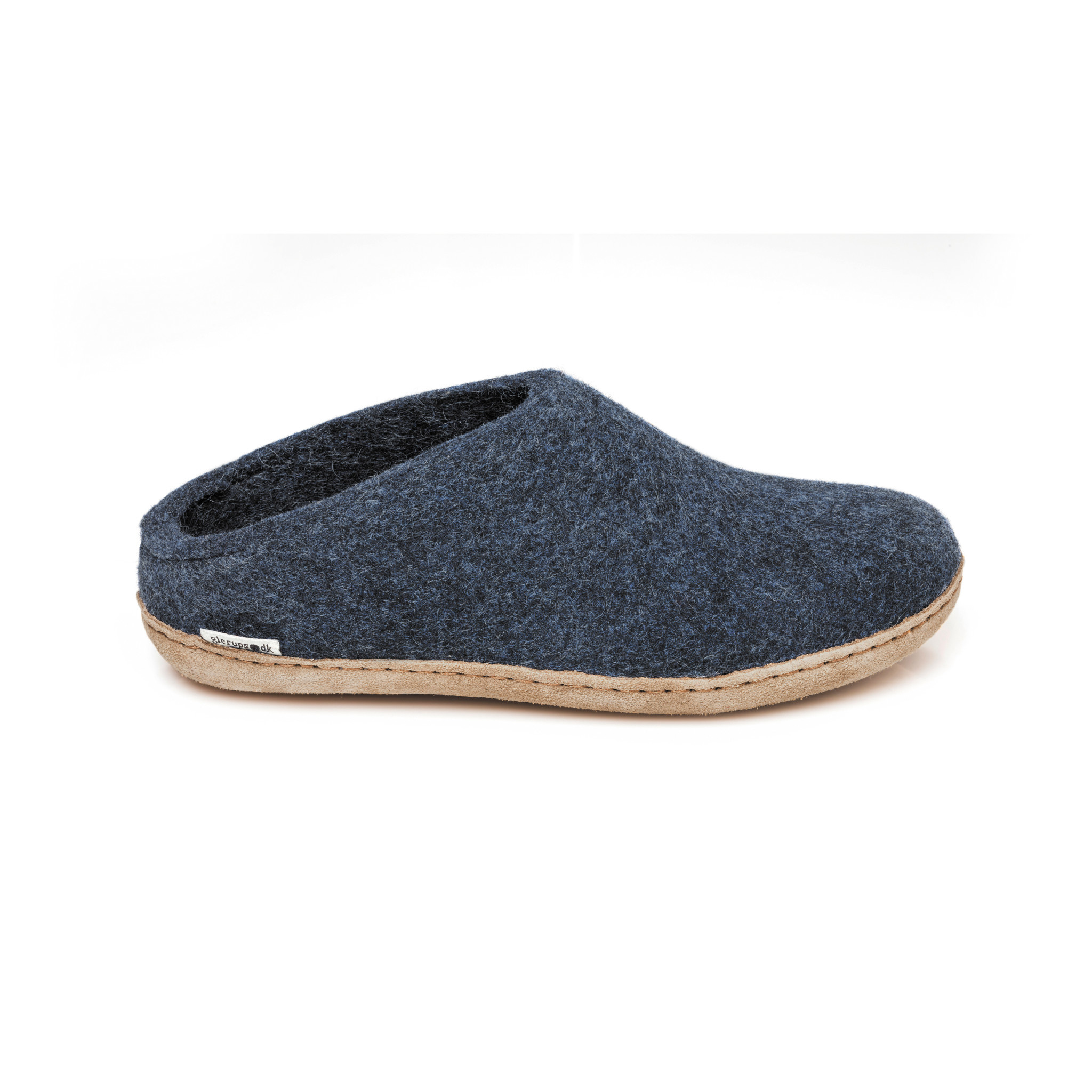 Glerups Glerups Pantoufle/Open Heel - Denim