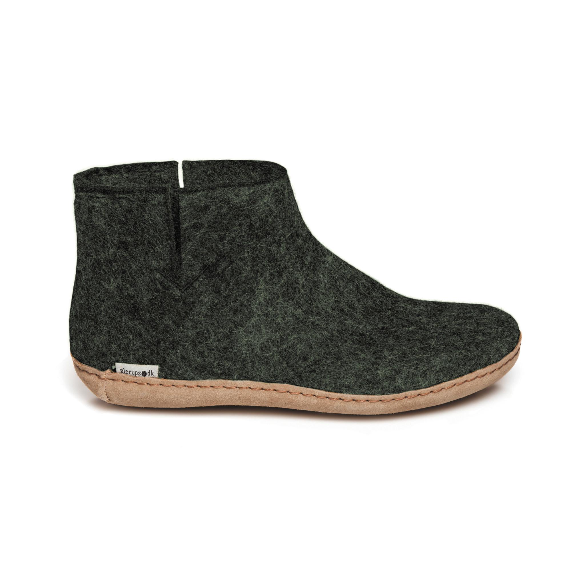 Glerups Glerups Bottillon/Boot - Forest