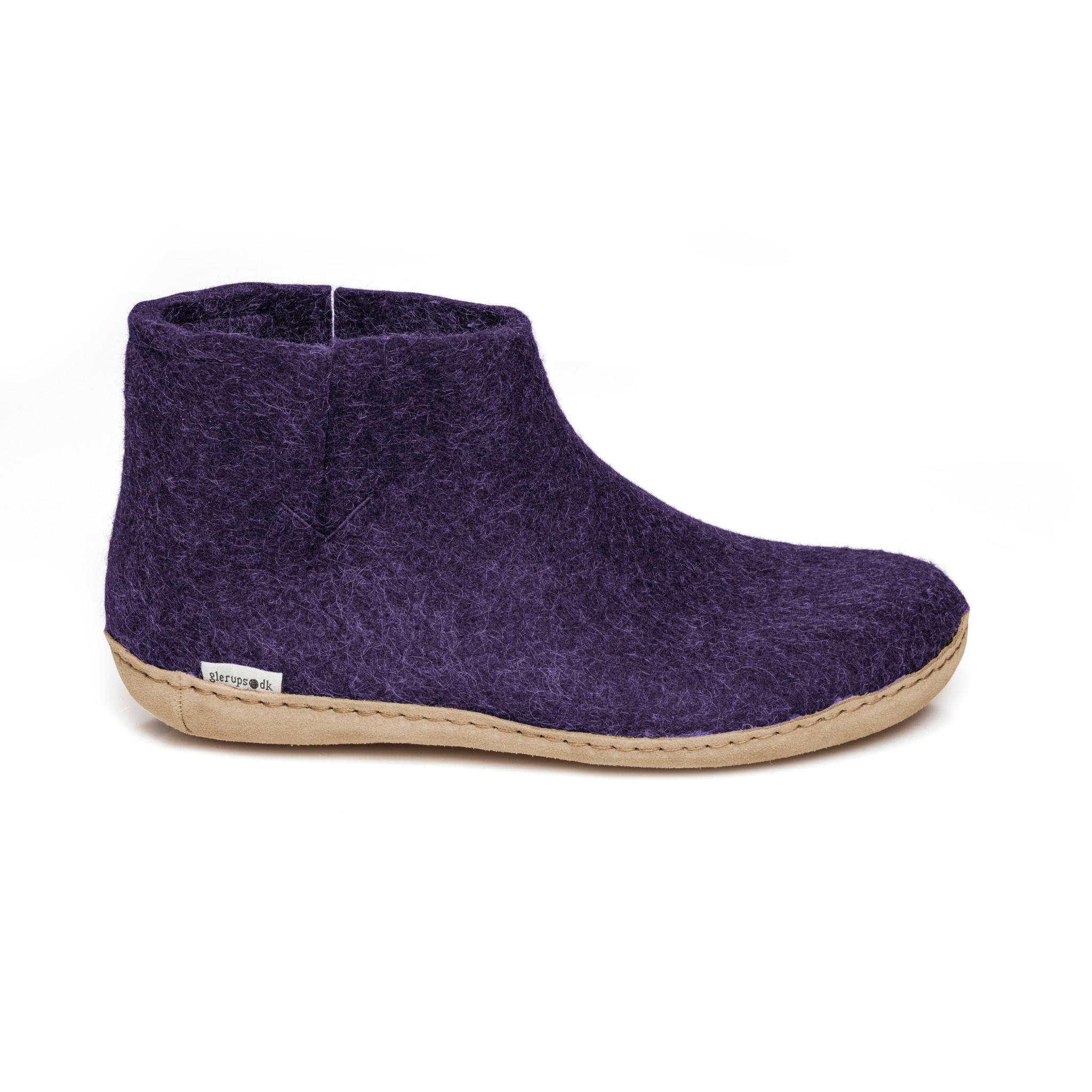 Glerups Glerups Bottillon/Boot - Purple