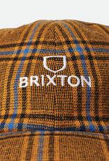 Brixton Brixton Alpha LP Cap - Blond Plaid