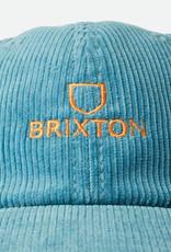 Brixton Brixton Alpha LP Cap - Ocean Cord