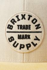 Brixton Brixton Oath III Snapback - Blonde/Beige