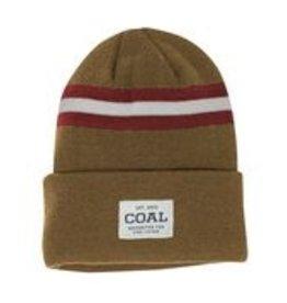 Coal Coal The Uniform Stripe - Light Brown