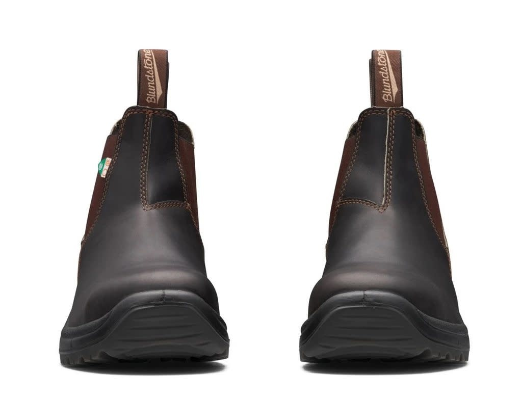 Blundstone Blundstone Work & Safety (CSA Boot) 162 - Stout Brown
