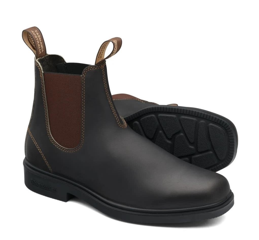 Blundstone Blundstone Chisel Toe Dress Boot 067 - Stout Brown