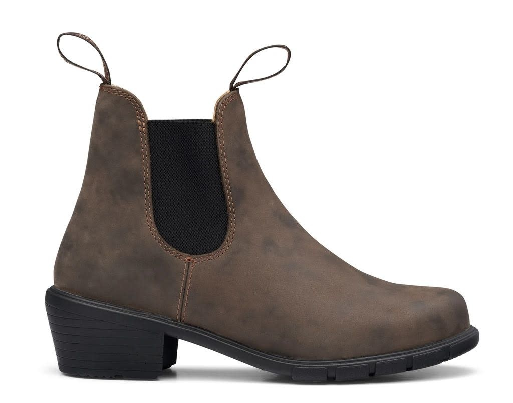 Blundstone Blundstone Women's Series Heel 1677 - Rustic Brown