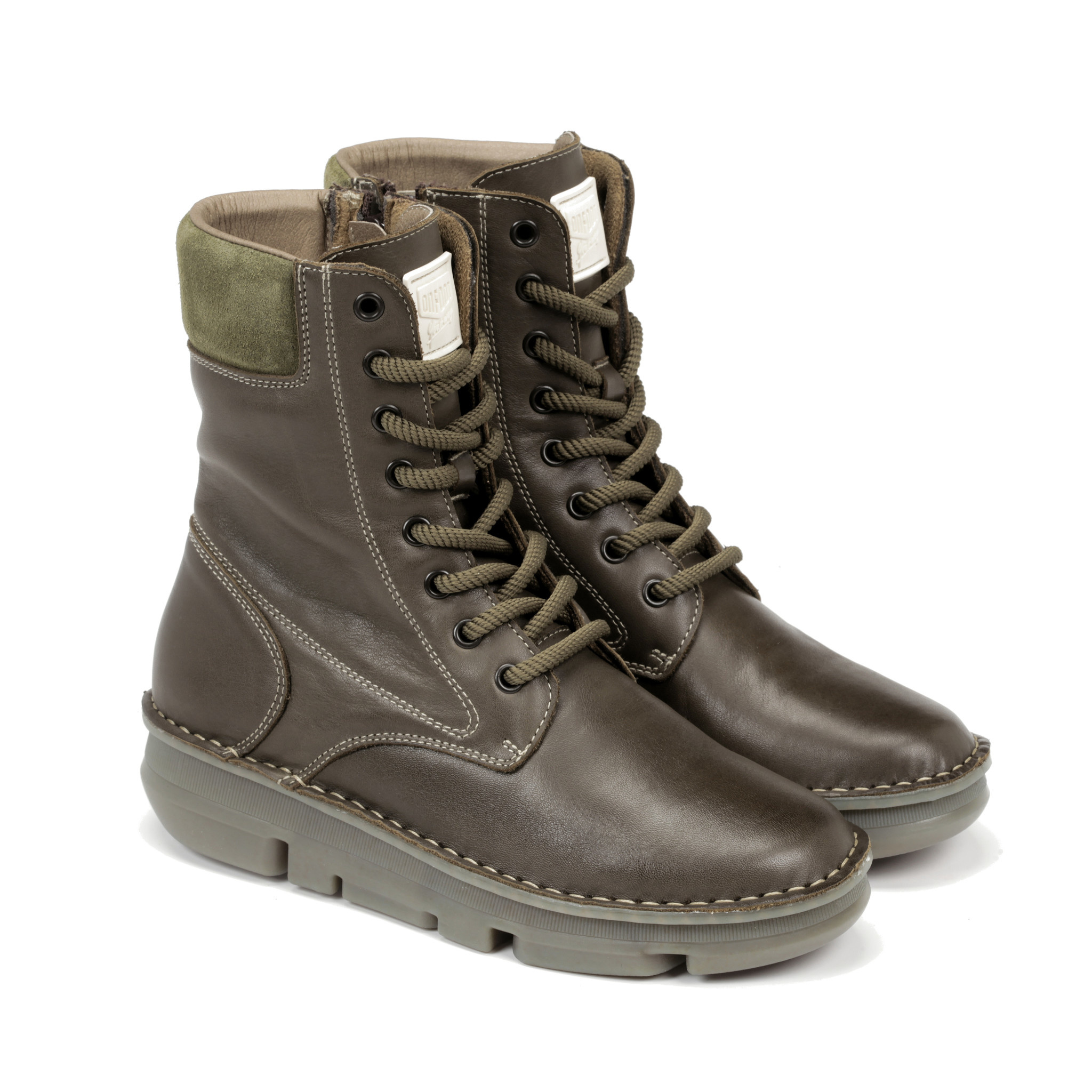On Foot On Foot - 29505 Women boots - Khaki
