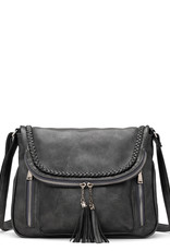 Colab Colab Missy - Messenger (#6660) - Charcoal