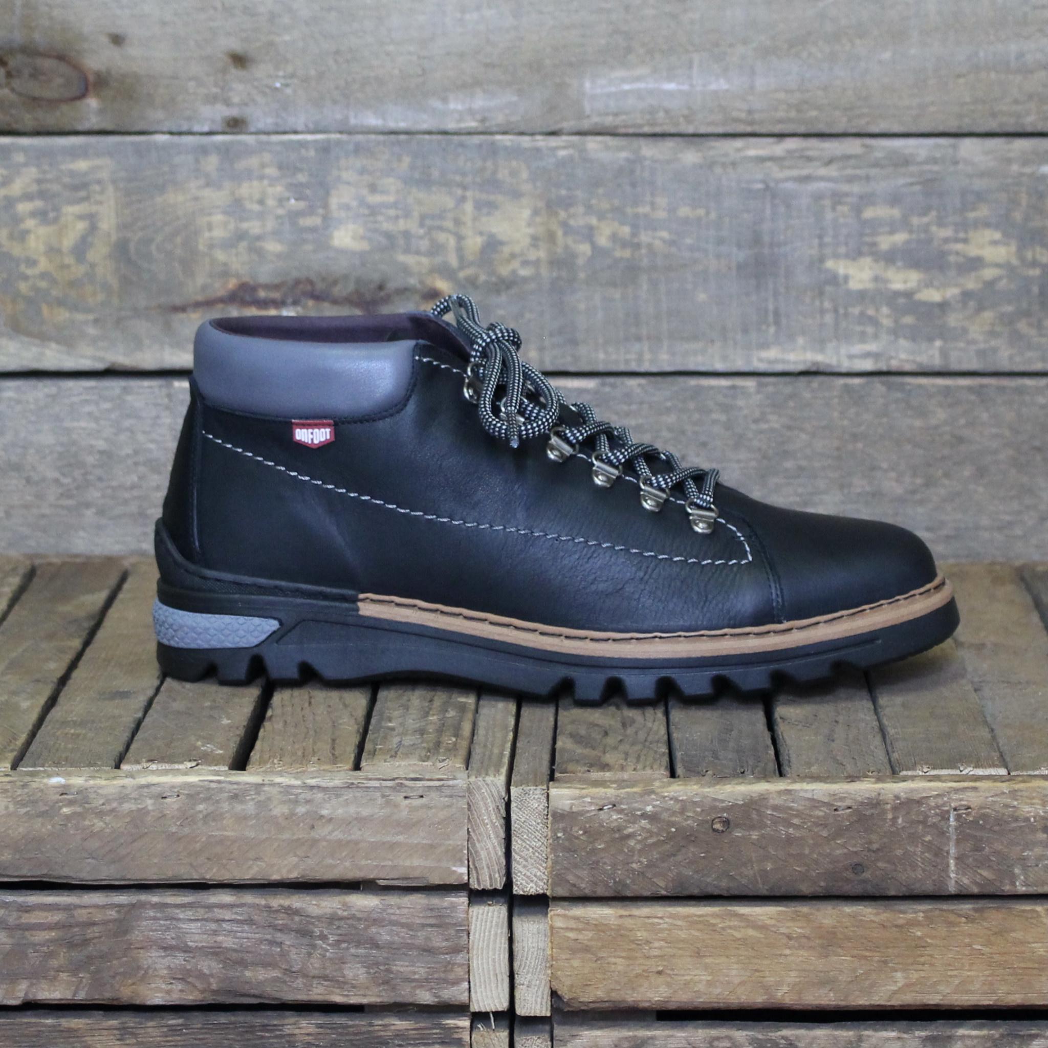 On Foot On Foot - 10104 Men shoes - Black