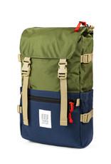 Topo Designs Topo Designs Rover Pack  Classic - Olive/Navy
