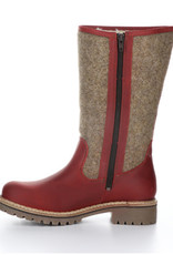 Bos. & Co. Bos. & Co. Hanah - Red/Beige
