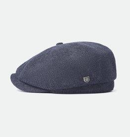 Brixton Brixton Brood Baggy Snap Cap - Navy