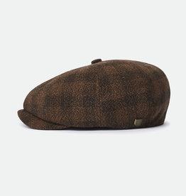 Brixton Brixton Brood Snap Cap - Bison/Brown