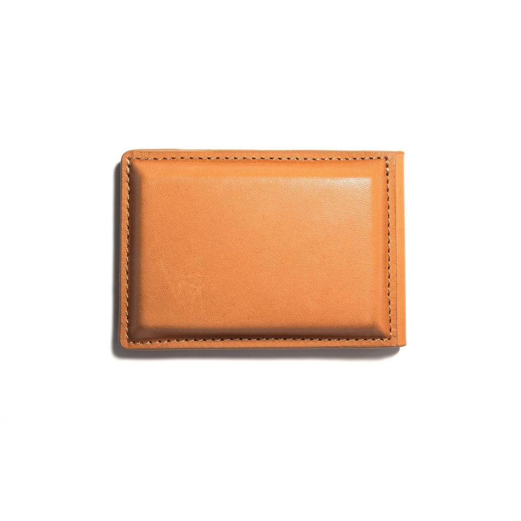 Venque Venque Slim Wallet - Brown