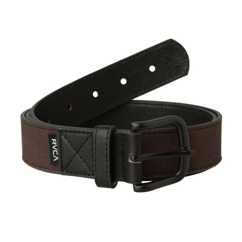 RVCA RVCA Reservoire Belt - Dark Grey