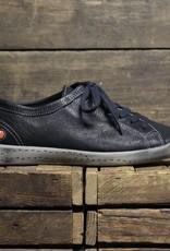 Softinos Softinos ISLA Smooth Leather - Black