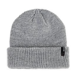 9af9be7acb9 Brixton Brixton Heist Beanie - Light Heather Grey