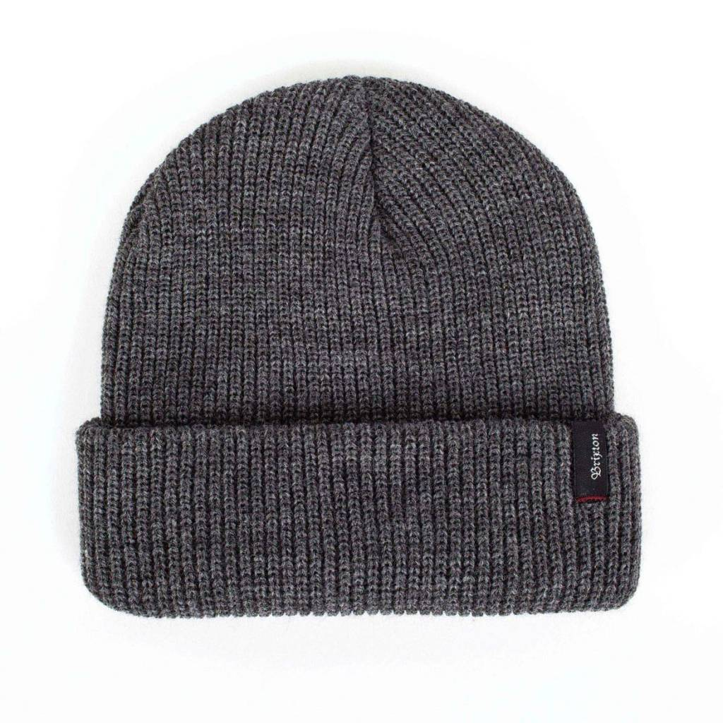 Brixton Brixton Heist Beanie - Heather Grey