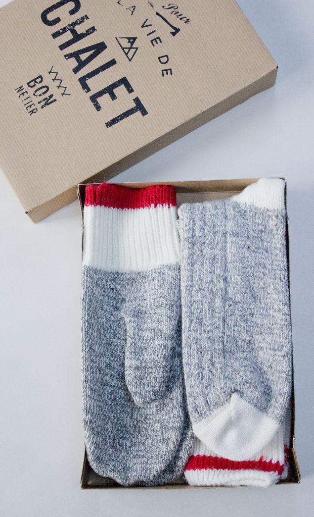 Bonnetier Bonnetier Gift Set - Socks and Gloves