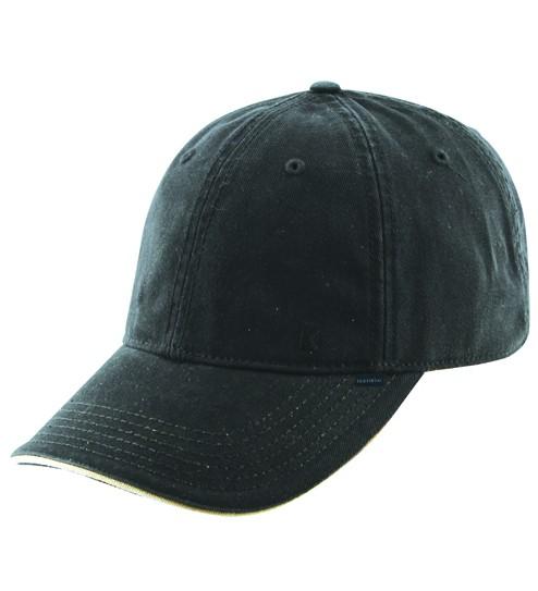 Kooringal Kooringal Mens Casual Cap - Boston - Black