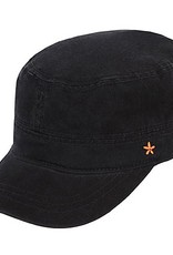Kooringal Kooringal Ladies Mao Cap - Black