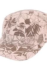 Kooringal Kooringal Ladies Mao Cap - Floral - Latte