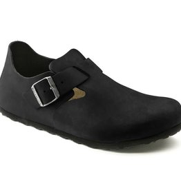 Birkenstock Birkenstock London Oiled Leather (Regular) - Black