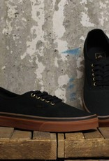 Vans Authentic - Black Rubber - Bottes et Baskets 109dd4f9c9