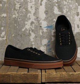 Vans Vans Authentic Black/Rubber