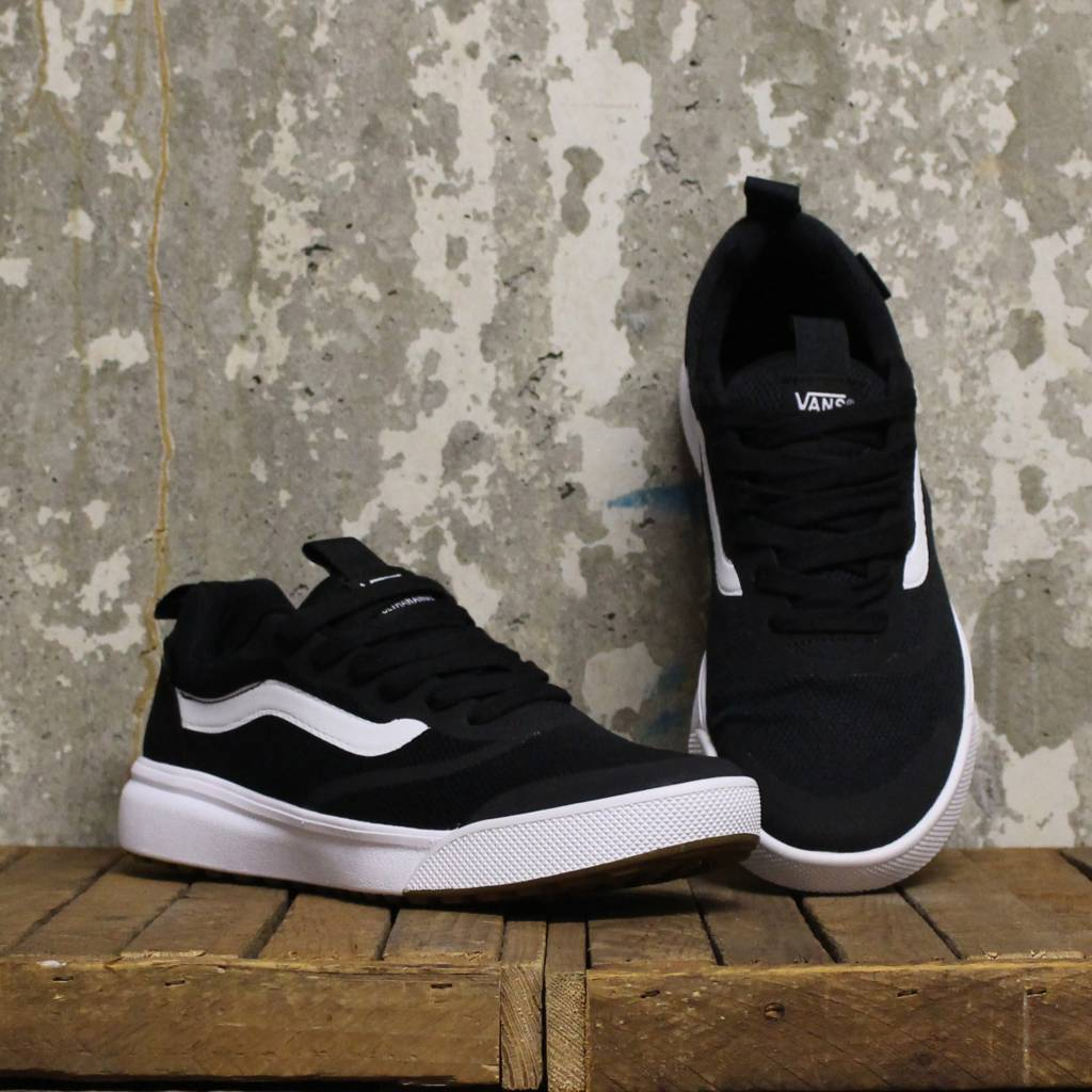 Vans Ultra Range Rapidweld - Black White - Bottes et Baskets 0735a246e