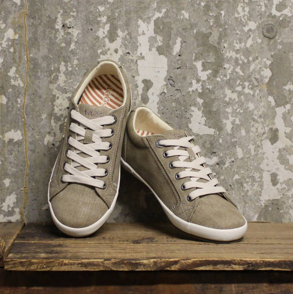 Täōs Täōs Star - Khaki Washed Canvas