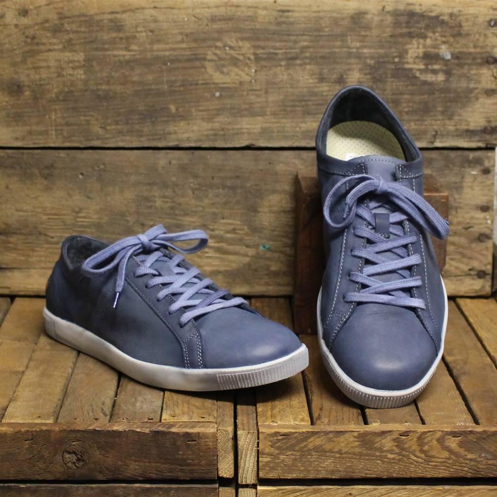 Softinos Softinos TOM Washed Leather - Navy