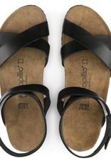 Birkenstock Birkenstock Papillio Lola Leather (Women - Narrow) - Black