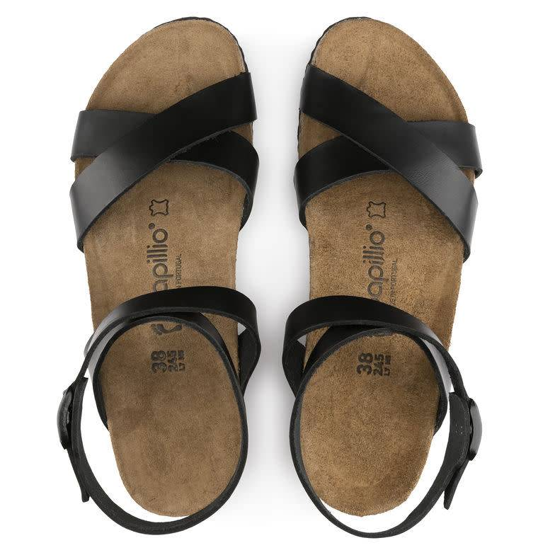 Birkenstock Birkenstock Papillio Lola Leather (Femmes - Étroit) - Black