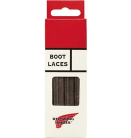 Red Wing Red Wing 97138 48-Inch Flat Waxed Lace - Brown