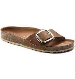 Birkenstock Birkenstock Madrid Big Buckle (Narrow) - Cognac