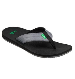 Sanuk Sanuk Land Shark - Charcoal/Grey