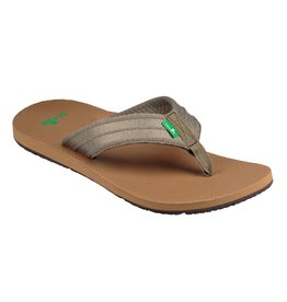 Sanuk Sanuk Land Shark - Dark Olive