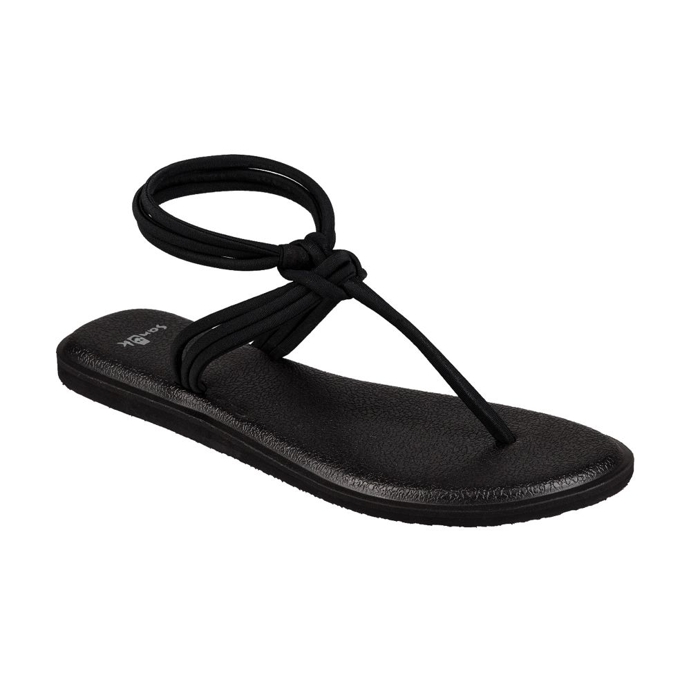 Sanuk Sanuk Yoga Sunshine - Black