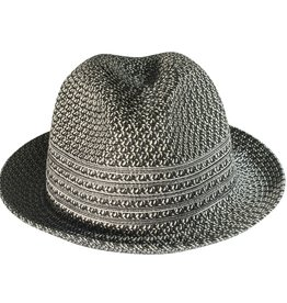 Canadian Hat Canadian Hat Harrie - Black Mix