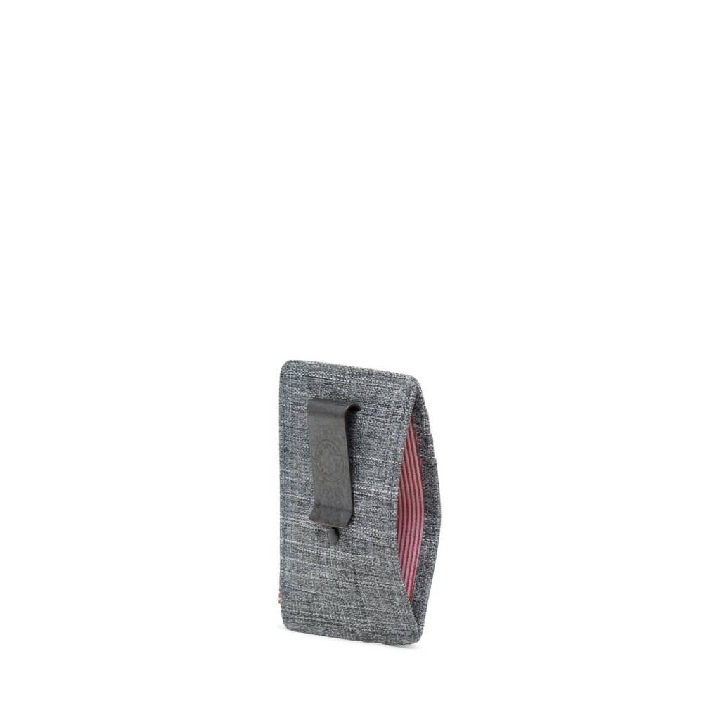 Herschel Supply Co. Herschel Raven Wallet - Raven Crosshatch/RFID