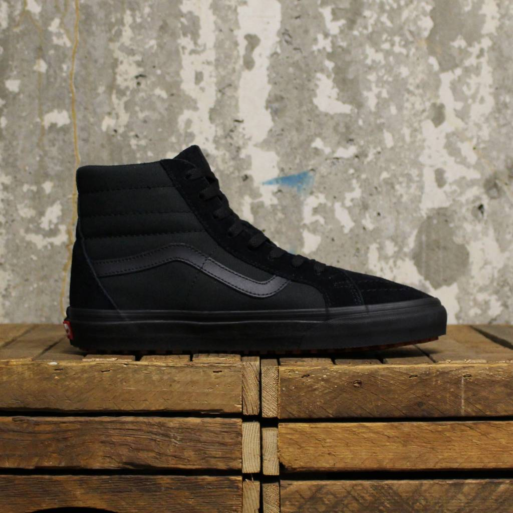 Vans Vans (Made for the Makers) Sk8-Hi Reissue UC - Black/Black