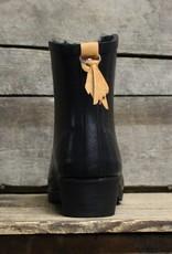 Aigle Aigle Miss Juliette Bottillon Fur - Black