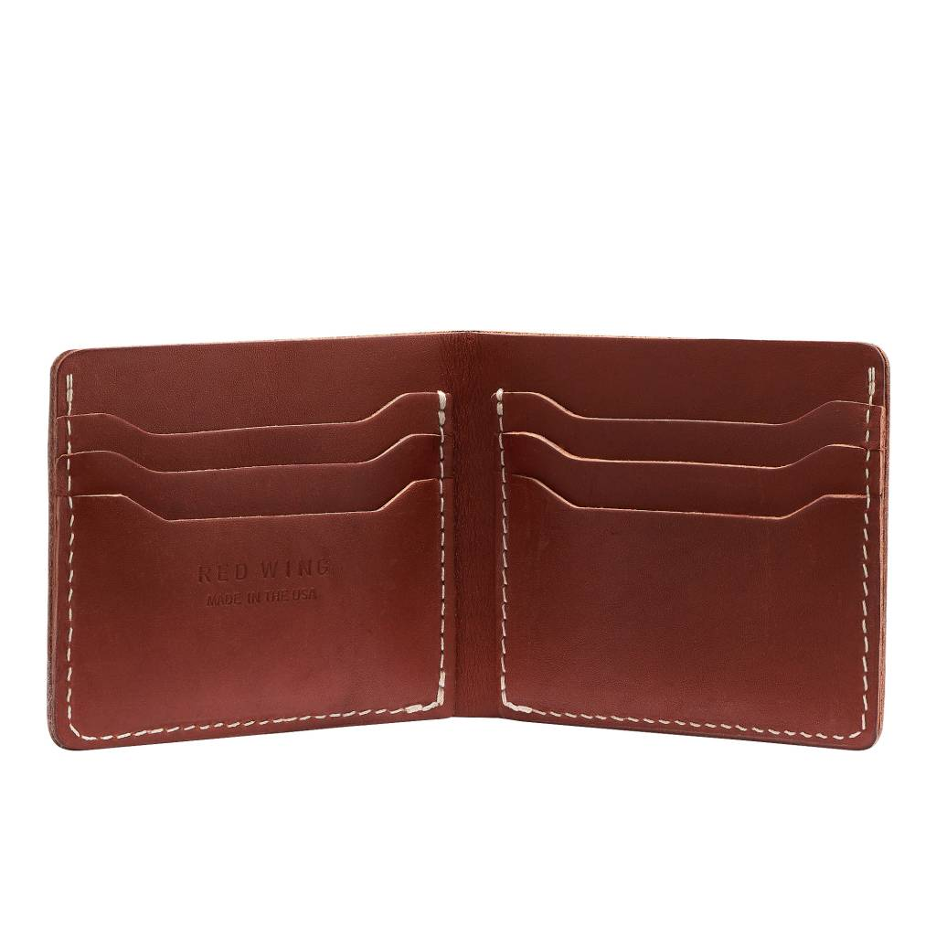 Red Wing Red Wing Classic Bifold 95010 - Oro Russet Frontier Leather