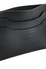 Red Wing Red Wing Card Holder 95019 - Black Frontier Leather