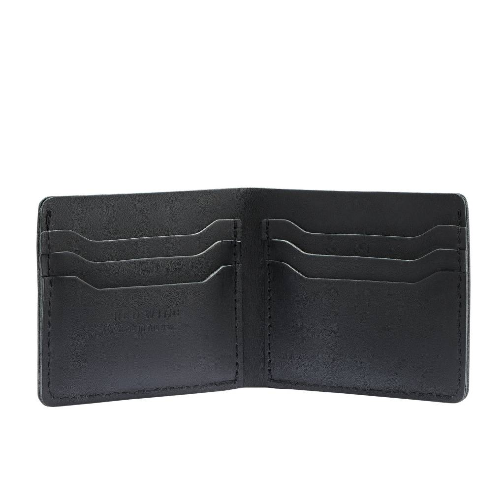 Red Wing Red Wing Classic Bifold 95018 - Black Frontier Leather
