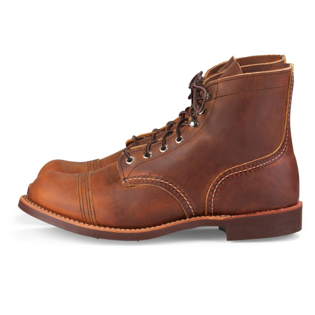 Red Wing Red Wing Iron Ranger 8085 - Copper Rough & Tough