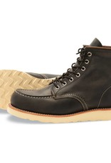 Red Wing Red Wing Moc Toe 8890 - Charcoal Rough & Tough