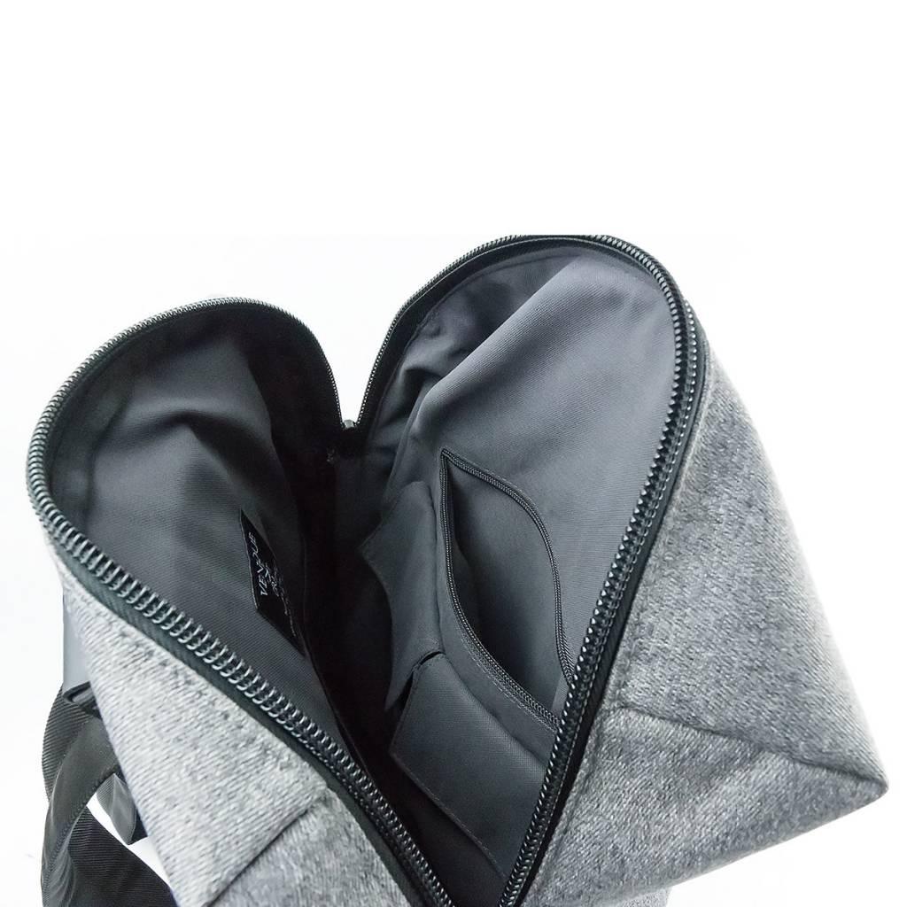 Venque Venque The Box Backpack - Grey