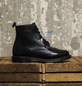 Dr Martens Dr Martens Delphine (Polished Smooth) - Black